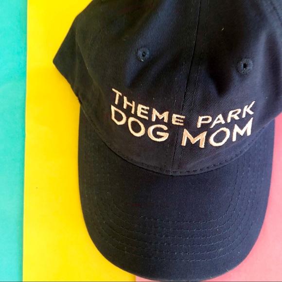Theme Park Fanatic Dog Mom Ball Cap! Boutique